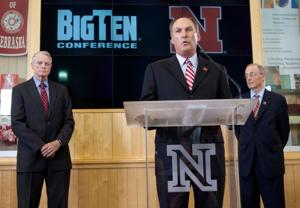 UNL's Big Ten windfall around the corner