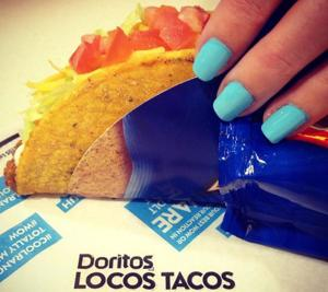 Taco Bell to add 'Cool Ranch' Doritos taco shells in March