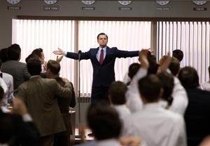 Review: 'Wolf of Wall Street' a 3-hour bacchanal of sex and drugs