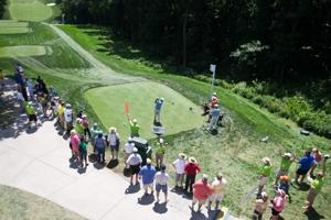 Omaha sporting 'U.S. Open feel'