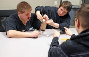 Students learn 'Skills to Pay the Bills' at ESU No. 3, Goodwill workshop