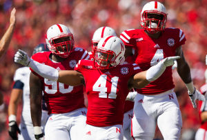 Blackshirts shake off early stumble, find success