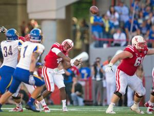 Replacements put on good show as Huskers snare Jackrabbits