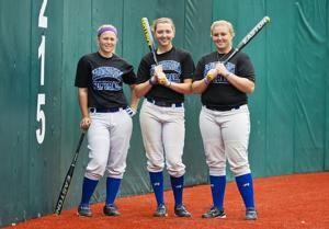 Slugging trio having a blast for first-place Bluejays