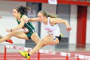 NCAA hurdles don't faze UNO's Spenner