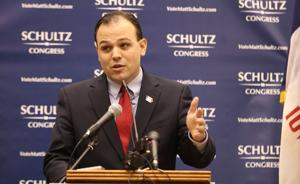 'Washington is broken,' Iowa Secretary of State Matt Schultz says in launching House bid