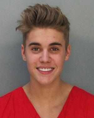 Pop star Justin Bieber arrested in Miami area; now released