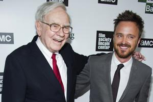 Warren Buffett a 'huge fan' of AMC's 'Breaking Bad'