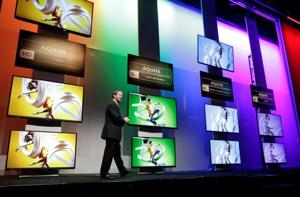 Consumer Electronics Show: Televisions are getting smarter and smarter