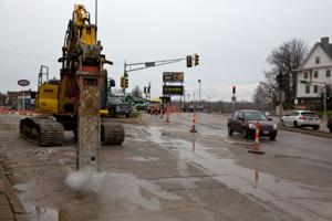 Delayed street project in Benson should be completed by early August