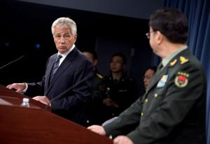 Amid new focus on Pacific, Chuck Hagel ramps up cooperation with China