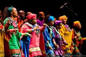 A soaring, spiritual South African night: Soweto Gospel Choir is feast for the senses