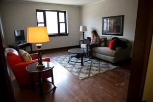 Renovated Gifford Park apartment building is now a 'cool property'