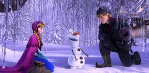 Movie review: 'Frozen' a blockbuster waiting to happen