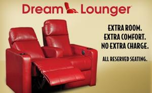 Omaha's most decadent movie theater experience