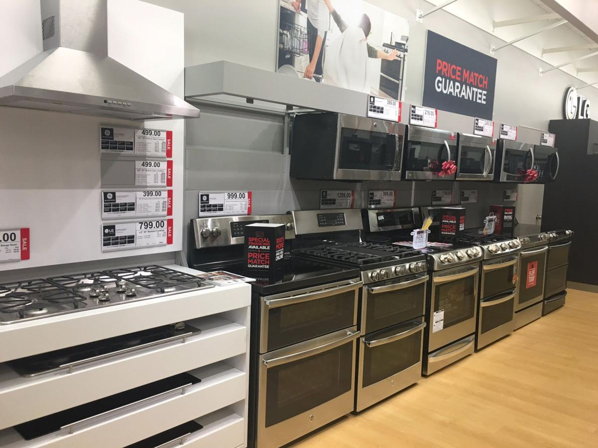 Jcpenney Appliances Kitchen Retail Roundup Jc Penney Back In The Appliances Business