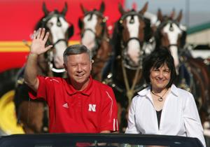 Gov. Heineman, first lady promote parental involvement in education