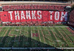 T.O.'s last day in the office: Tom Osborne steps away from Husker athletics