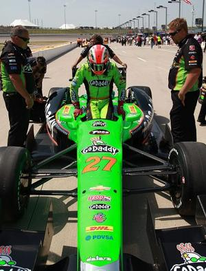 Iowa track presents challenges for drivers