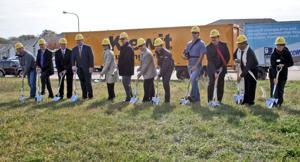 Goodwill breaks ground on second Papillion store