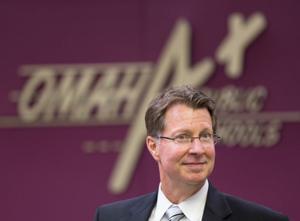 OPS Superintendent Mark Evans wins praise from board members