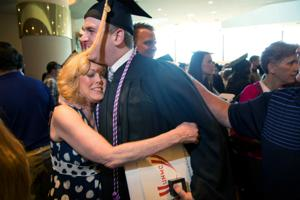 Injuries kept Lincoln woman from being a nurse, but sons carry out her dream