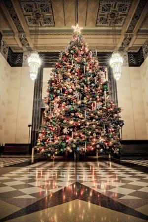'Christmas at Union Station' this Friday