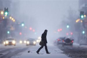 Storm buries Northeast; 16 inches of snow in NJ