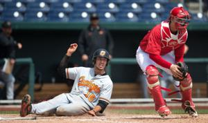 Husker bats fall silent in sweep