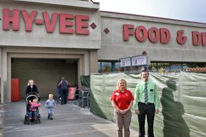 Applewood Hy-Vee begins remodeling, expansion project