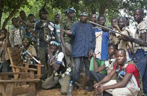 Sectarian tensions mount in C. African Rep. town