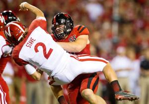 Huskers' Steinkuhler ending a season, but not a career