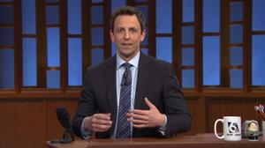Seth Meyers gives shout-out to Omaha TV station on 'Late Show'