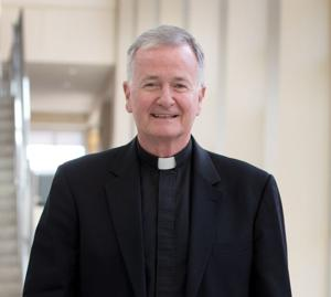 Creighton President Lannon released from hospital