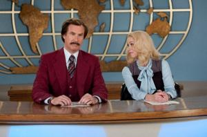 'Anchorman 2' review: Still no class but a lot of laughs
