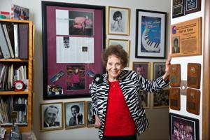 Lucky or good? Omahan, 93, has achieved in writing, radio, TV, fashion and theater