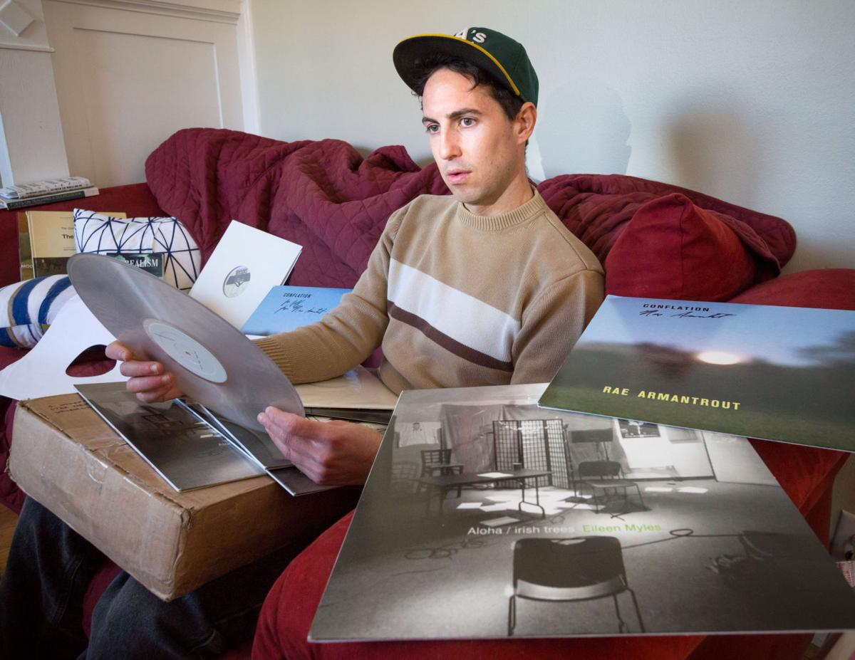 Omahan S Vinyl Record Poetry Business Is A Labor Of Love