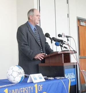 McBride to step down as UNK A.D. due to health issues