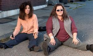 Film review: Bullock, McCarthy bull their way to laughs in 'The Heat'