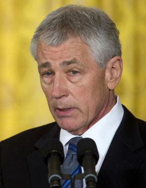 Senate panel sets Hagel hearing for Jan. 31