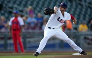 U.S. pitchers throttle Cuba again in third straight win