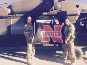 A Husker game plan for when a soldier returns home