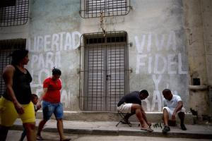 In Cuba, clock ticking just a bit faster for some
