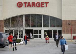 Target: Keep monitoring account information