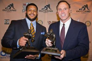 Outland Trophy throwback winner Ritcher rolled with the punches, excelled