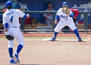 Chasers' Fields giving baseball second chance after time away