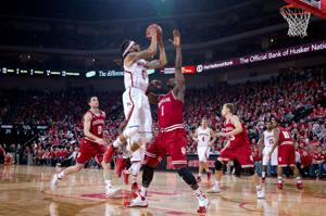 Barfknecht: Petteway's year on pace to rank among NU's best