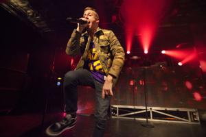 Free tickets have been given away for Tuesday's Macklemore & Ryan Lewis show