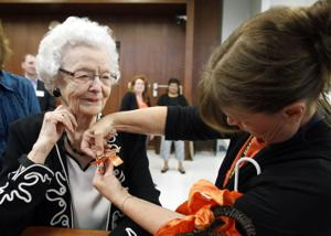 99-year-old Iowa woman gets high school diploma; 'I feel so much smarter'