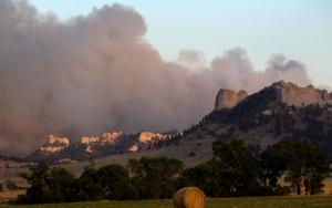 Nebraska officials brace for new wildfire threat
